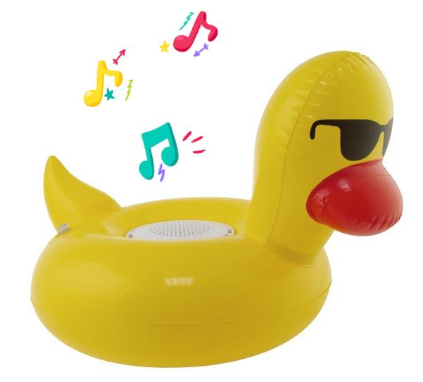 Mr. Cool Duck Bluetooth Floating Speaker