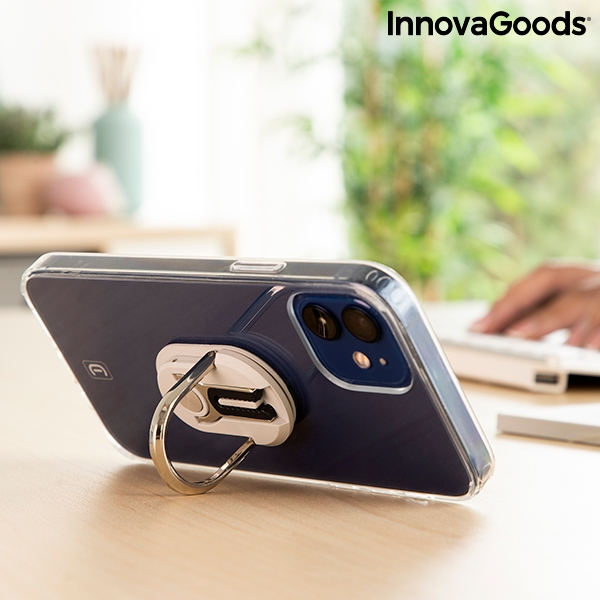 InnovaGoods Universal 3-in-1 Mobile Holder Smarloop