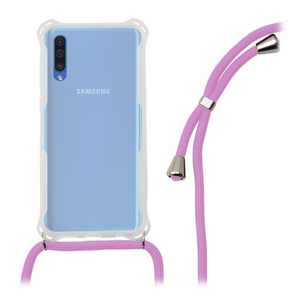 Mobile Cover for Samsung Galaxy A30S/A50 KSIX Pink