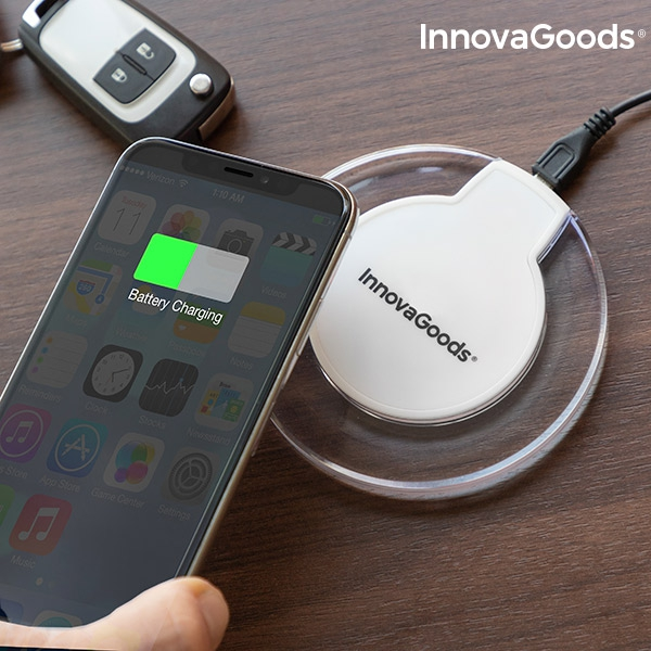 InnovaGoods QI Wireless Charger