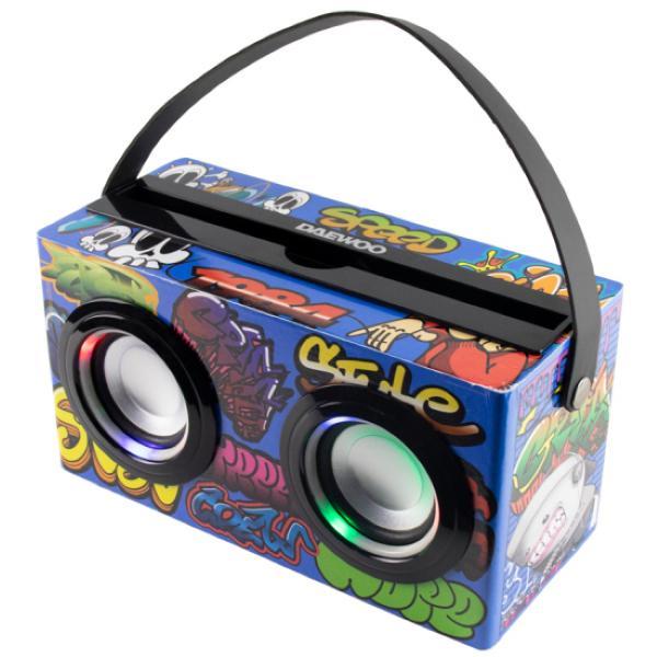 Daewoo 12W Portable Bluetooth Speaker