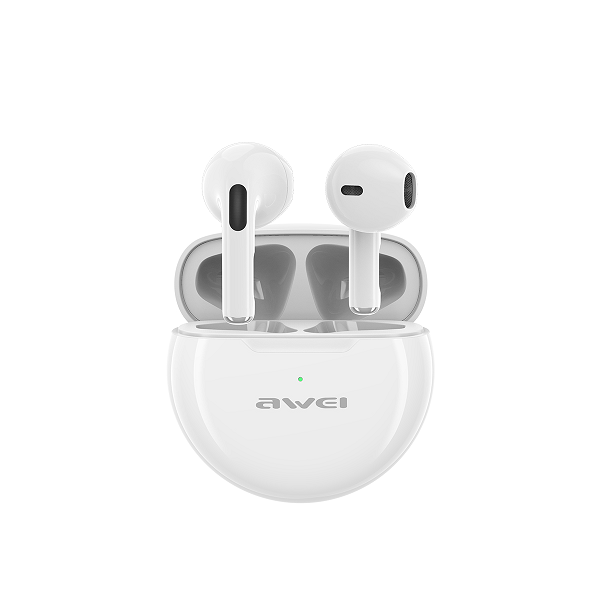 AWEI T17 TWS Bluetooth Headsets White