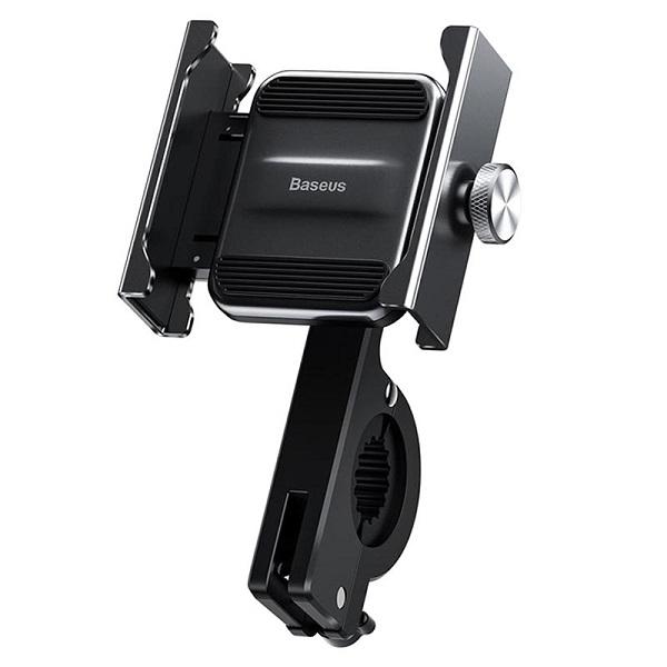 Baseus Knight bike/motorcycle holder for mobile (black)