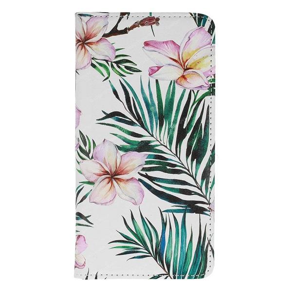 Flower Book Flip Case for Samsung Galaxy A72