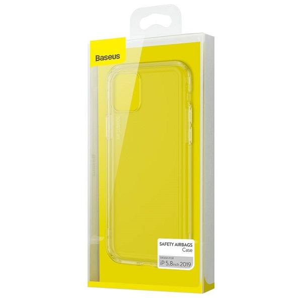 Baseus iPhone 11 Pro case Safety Airbag Transparent