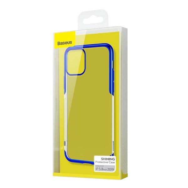 Baseus iPhone 11 Pro Case Shining Blue