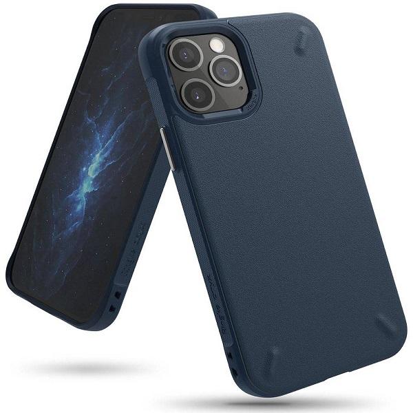 Ringke iPhone 12 Pro Max Case Onyx Navy
