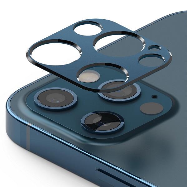 Ringke iPhone 12 Pro/12 Pro Max Camera Styling Camera Island Protector Blue