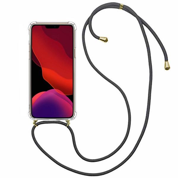 Back Cover Shockproof for Apple iPhone 11 Transparent