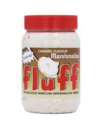 FLUFF MARSHMALLOW CARAMEL FLAVOR