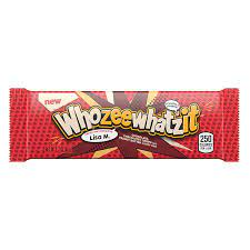 WHOZWWWHATZIT PEANUT BUTTER CHOCOLATE BAR