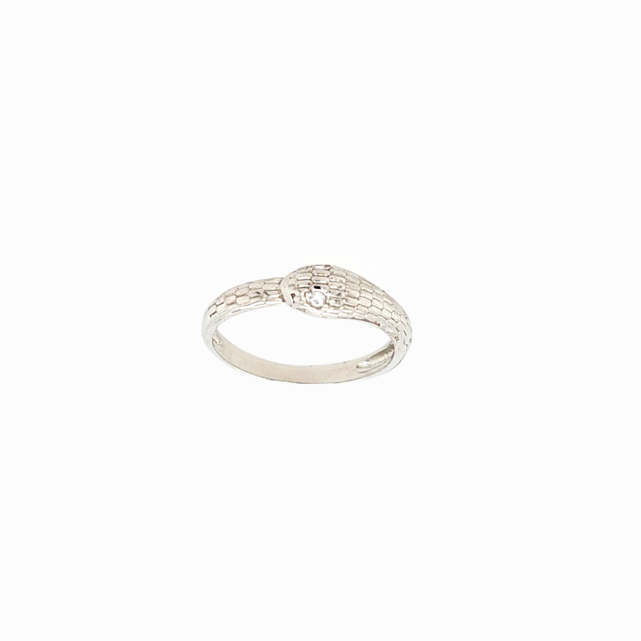 Δαχτυλίδι  σε ασήμι