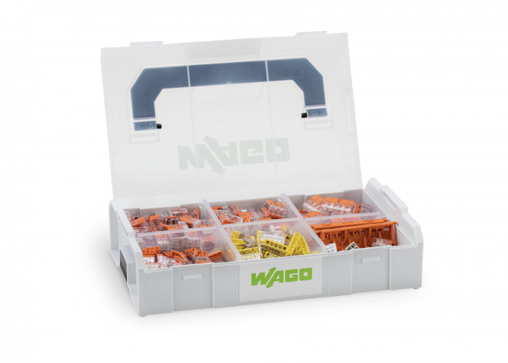 Splicing Connector Set L-BOXX® Mini - 221, 2273 Series