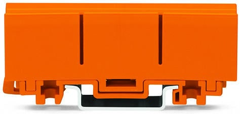 Mounting carrier for 2273 Series, single and double-row, orange - 5Pcs