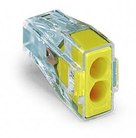 2-C Connector, yellow - 25Pcs