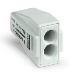 2-C Connector, light grey - 25Pcs