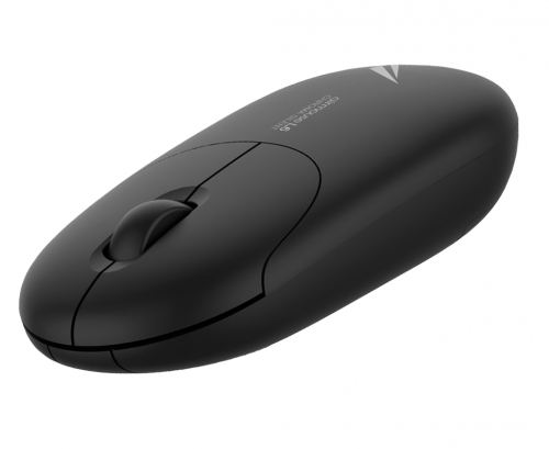 Alcatroz Airmouse L6 Chroma Rechargeable Wireless Mouse Blαck