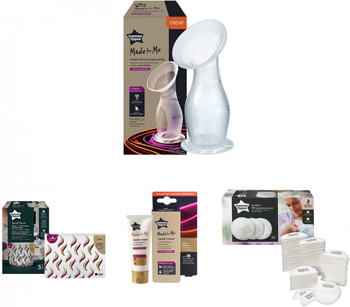 Tommee Tippee Silicone Breast Pump