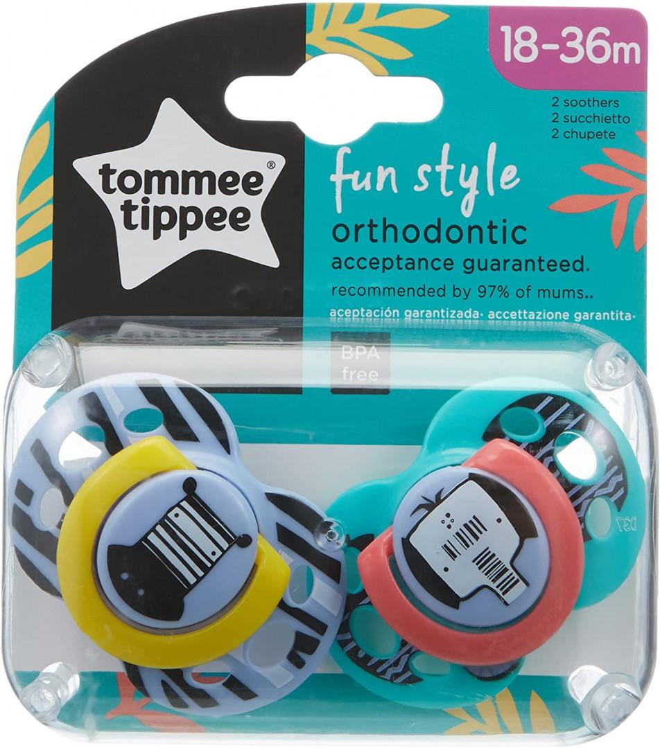 Tommee Tippee CTN 18-36M Fun x 2  Girl