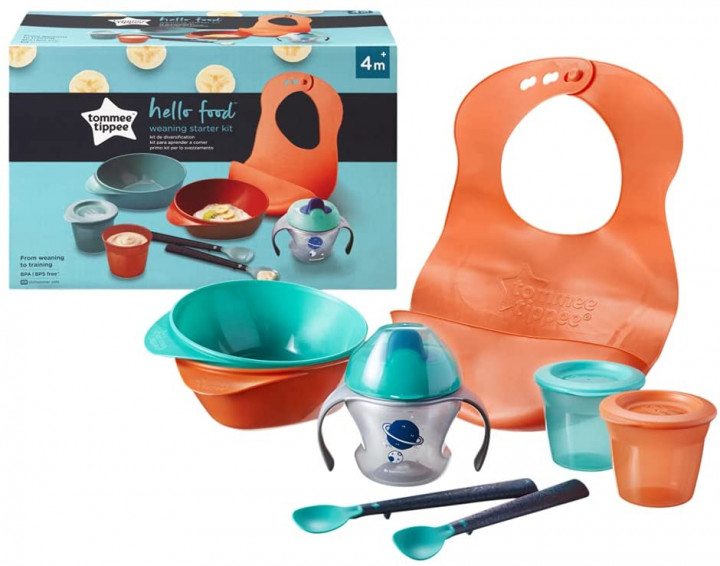 Tommee Tippee EXP WEANING KIT