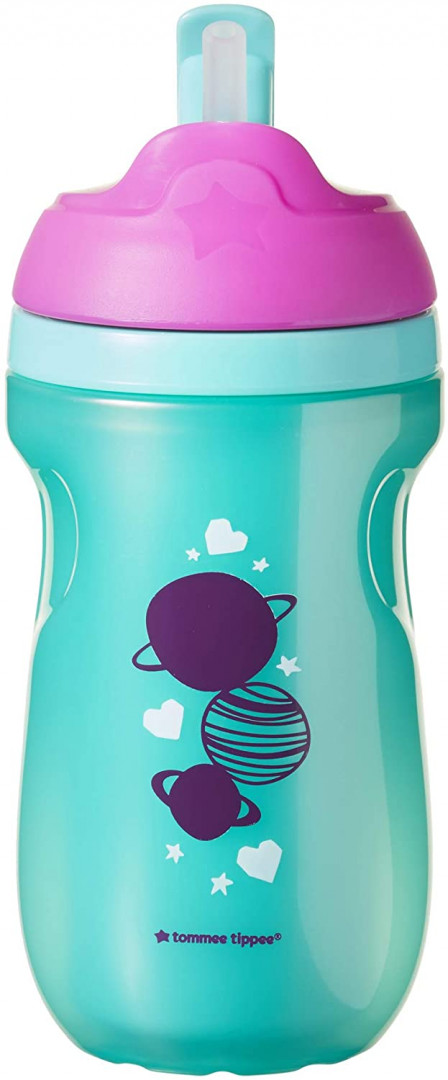 Tommee Tippee STRAW CUP GIRL 12M+
