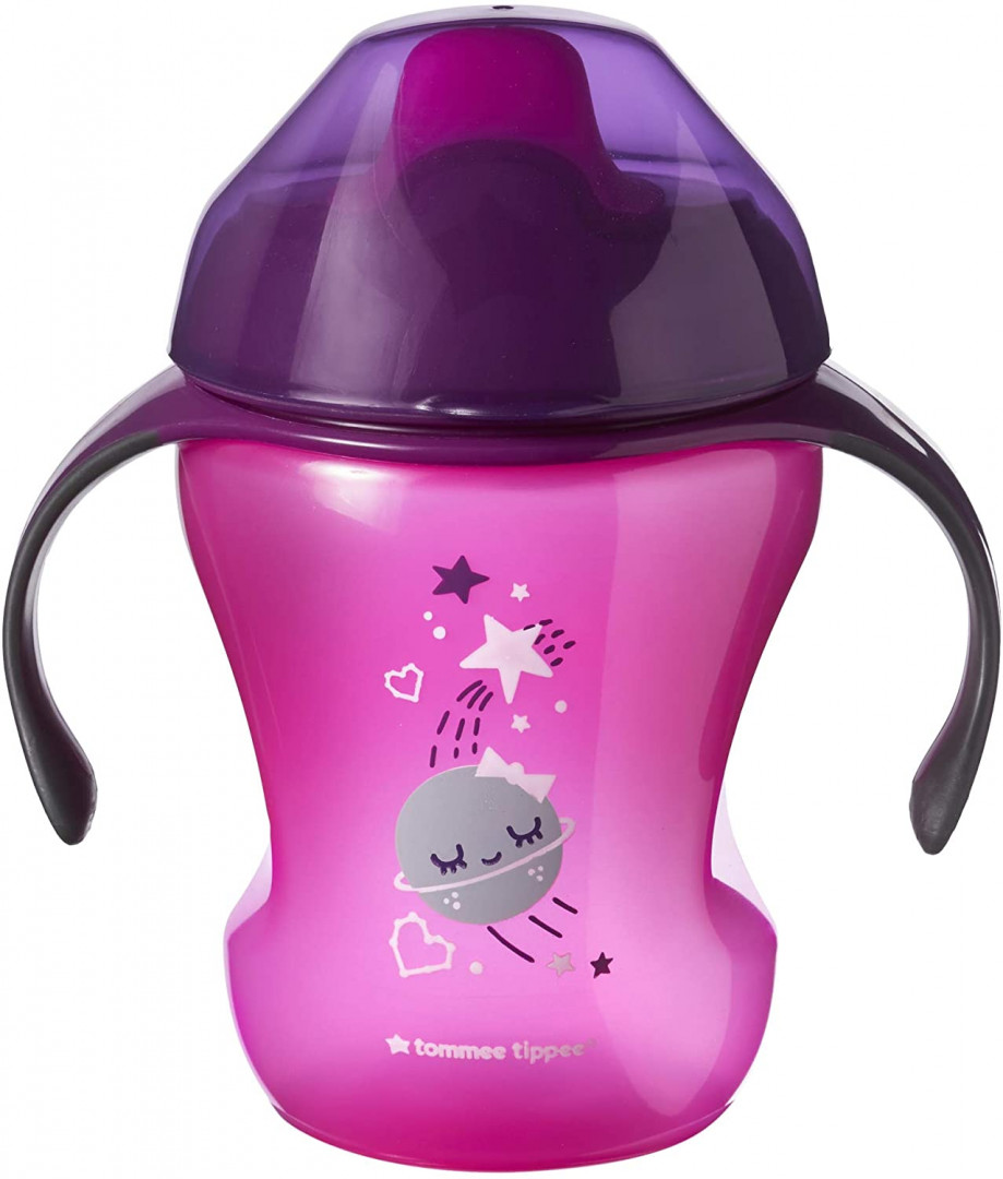 Tommee Tippee EASY DRINK CUP GIRL 6M+