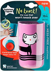 Tommee Tippee NO KNOCK -SUPER CUP 12M +