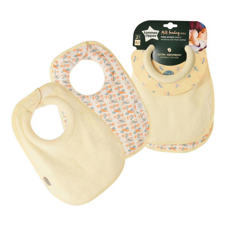 Tommee Tippee CTN Milk Feeding Bib x 1