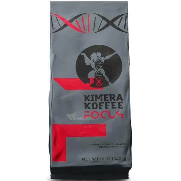 KIMERA KOFFEE FOCUS BLEND ORGANIC GROUND (340G) - PERFORMANCE SPECIFIC