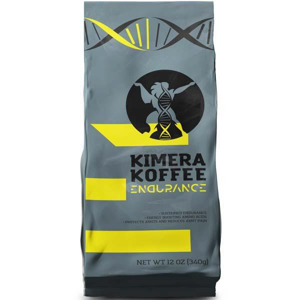 KIMERA KOFFEE ENDURANCE BLEND ORGANIC GROUND (340G)