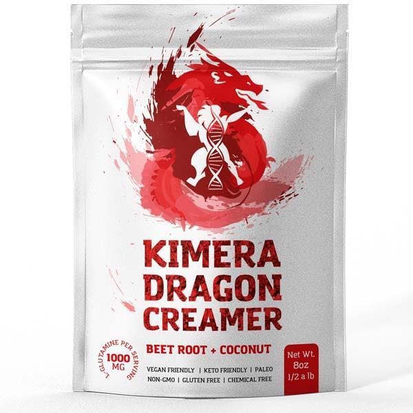 KIMERA DRAGON SUPERFOOD LATTE - BEETROOT + COCONUT (225G)