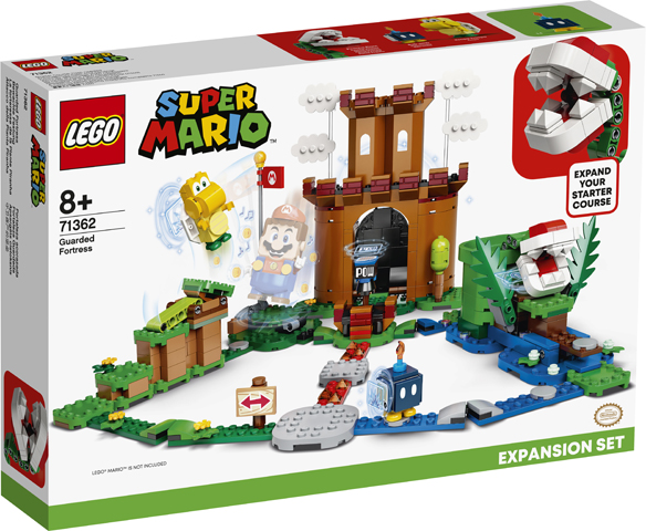 LEGO® Super Mario™: Guarded Fortress Expansion Set (71362)