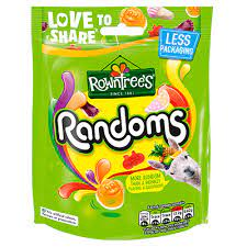 ROWNTEES RANDOMS 150G
