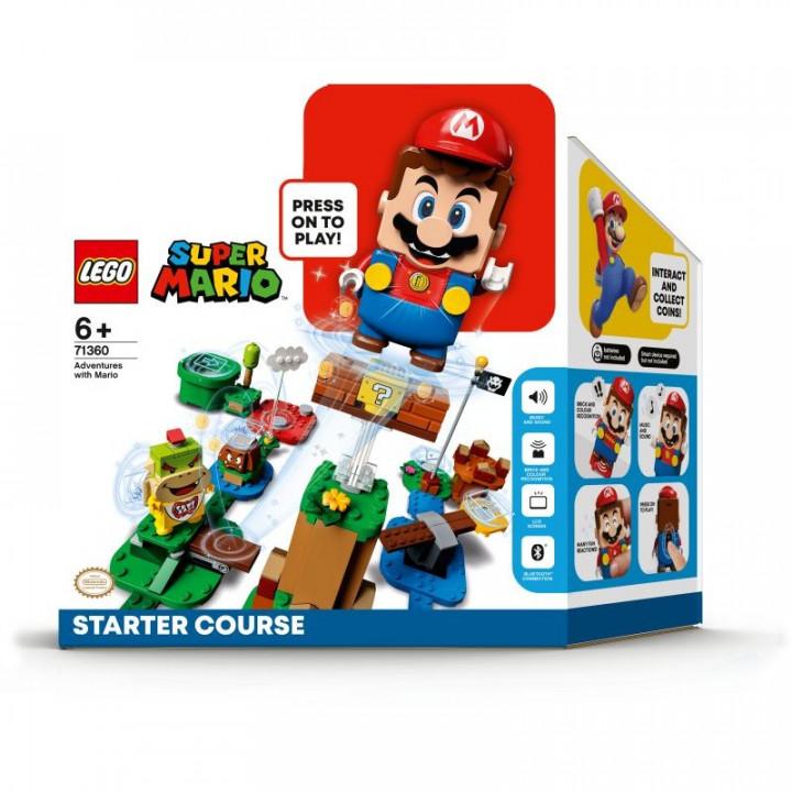 LEGO® Super Mario: Adventures with Mario Starter Course