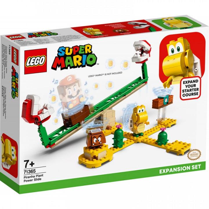 LEGO® Super Mario: Piranha Plant Power Slide