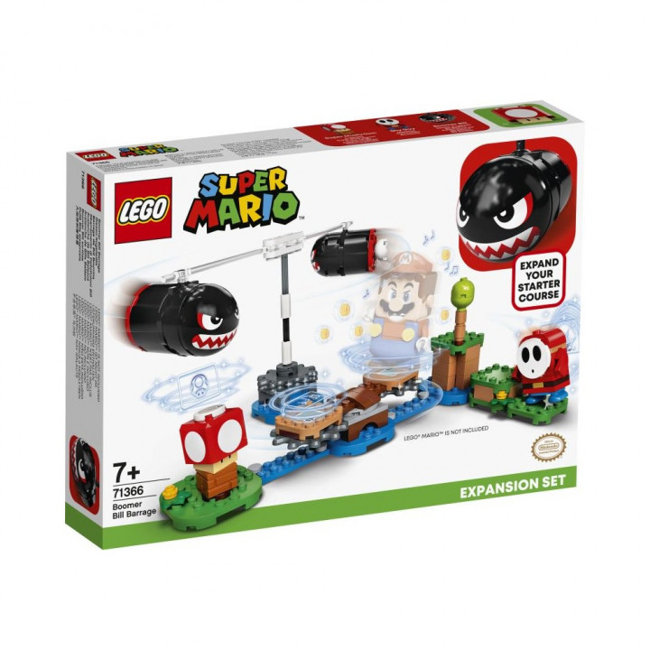 LEGO® Super Mario: Boomer Bill Barrage Expansion Set
