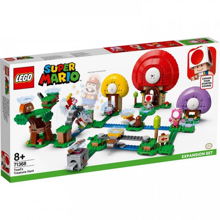 LEGO® Super Mario: Toads Treasure Hunt Expansion Set