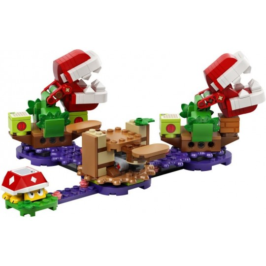 LEGO® Super Mario: Piranha Plant Puzzling Challenge Expansion Set