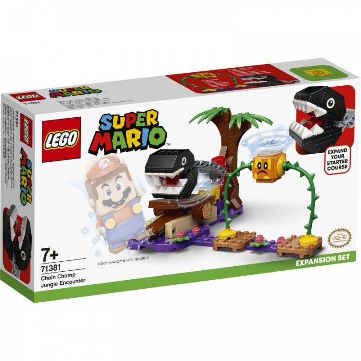LEGO® Super Mario: Chain Chomp Jungle Encounter Expansion Set