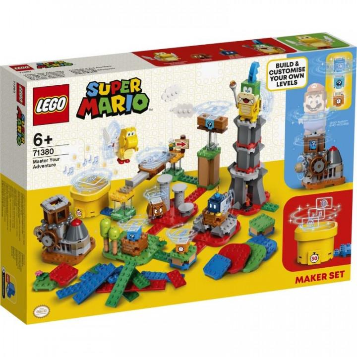 LEGO® Super Mario: Master Your Adventure Maker Set