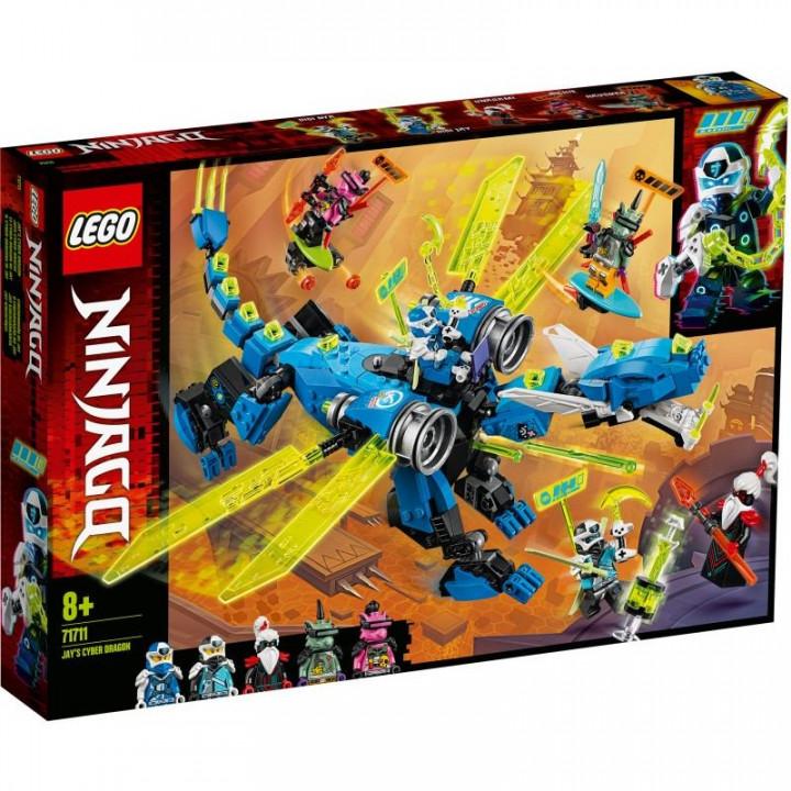LEGO® Ninjago: Jay's Cyber Dragon