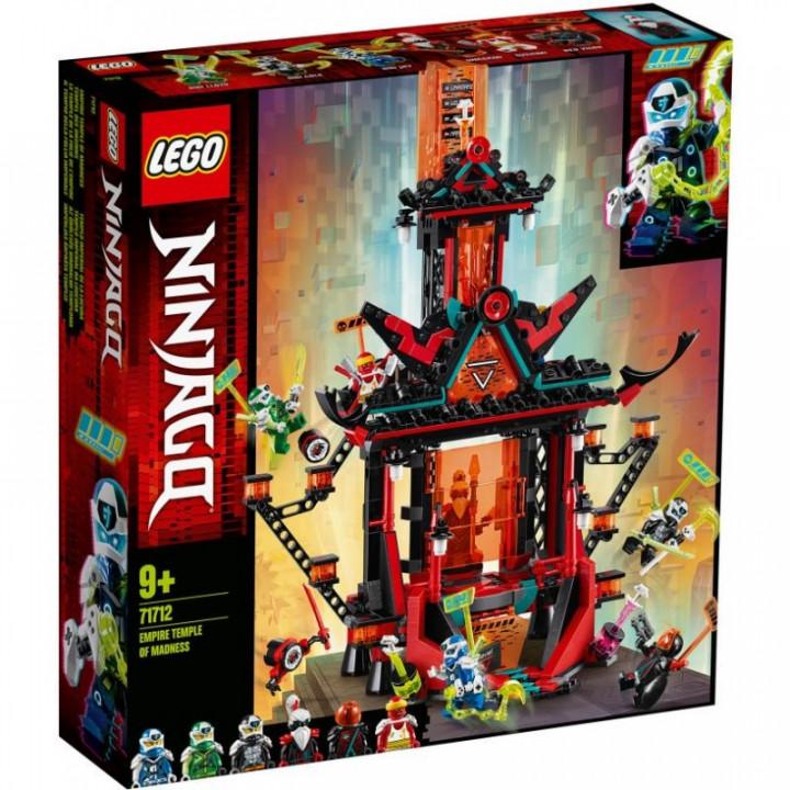 LEGO® Ninjago: Empire Temple of Madness