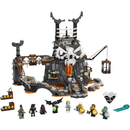 LEGO® Ninjago: Skull Sorcerer's Dragon