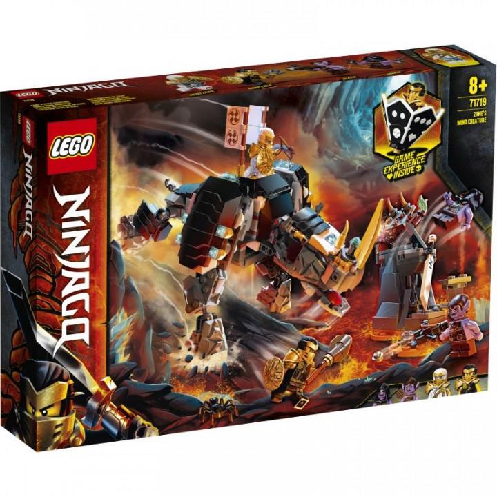 LEGO® Ninjago: Zane's Mino Creature
