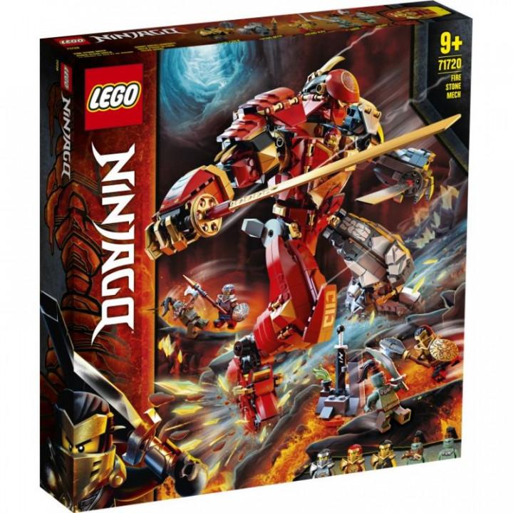 LEGO® Ninjago: Fire Stone Mech