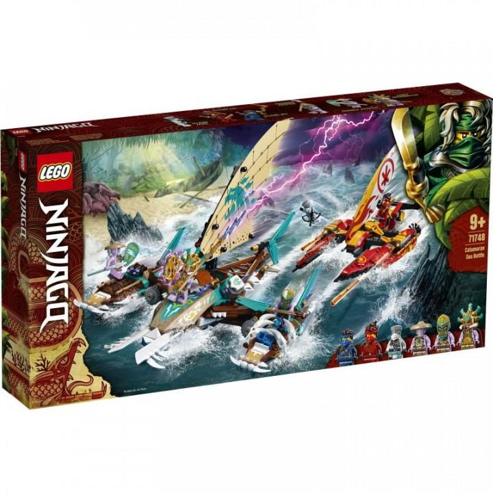 LEGO® Ninjago: Catamaran Sea Battle