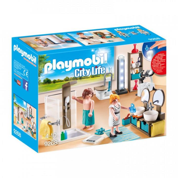 Playmobil City Life - Bathroom