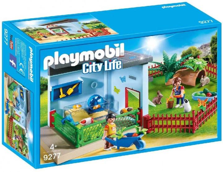 Playmobil City Life Small Animal Boarding