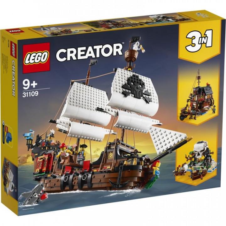 LEGO® Creator: Pirate Ship