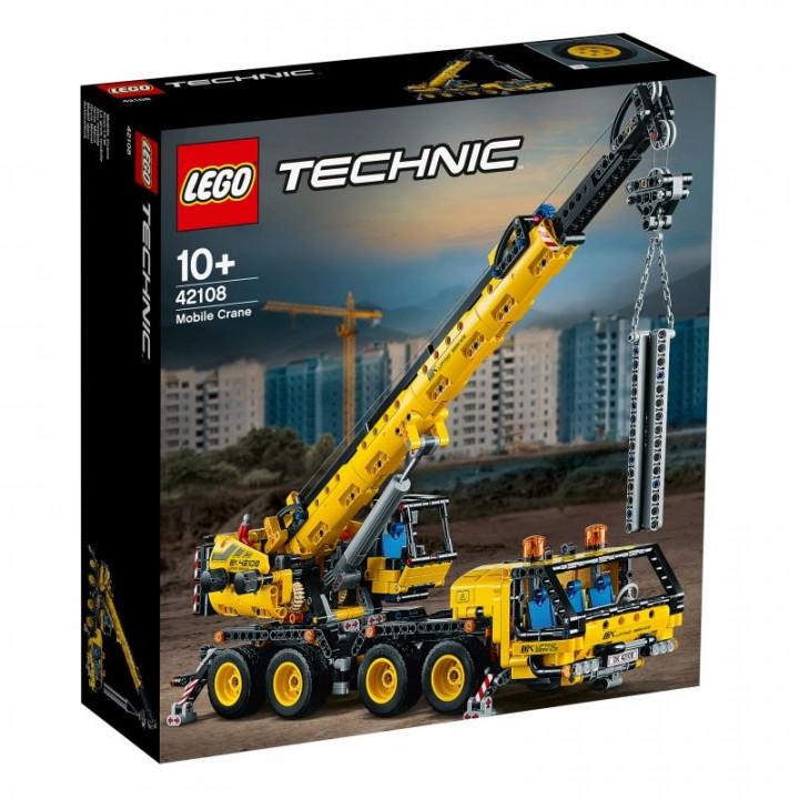 LEGO® Technic: Mobile Crane